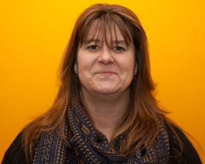Tracey Scott - Events and Entertainments Team.