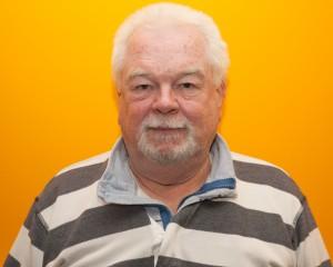 Terry Why - Company Secretary and Treasurer