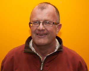 Kevin Parsons - Assistant health and safety steward