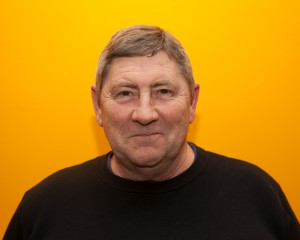 Graham Newman - Emergency vehicles section steward
