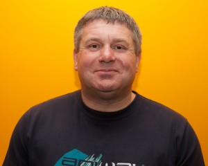 Andy (Skippy) Lymer - Assistant Show Co-Ordinator, Director, Sponsorship and Entertainment