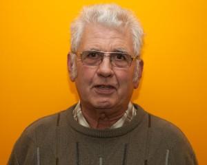 Trevor Saint - Classic Car section steward