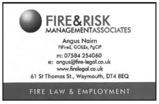 Fire & Risk