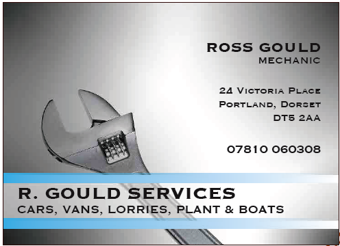 Ross Gould Mechanic